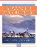 Advanced Accounting, Jeter, Debra C. and Chaney, Paul, 0470506989