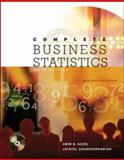 Complete Business Statistics with Student CD, Aczel, Amir D., 0073126985