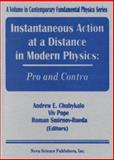 """Instantaneous Action at a Distance in Modern Physics : """"Pro"""" and """"Contra"""", Viv Pope Edited by Andrew E. Chubykalo, Roman Smirnov-Rueda, 1560726989"""