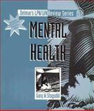 Delmar's LPN/LVN Review Series : Mental Health, Stogsdill, Gary W., 0827356986