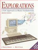 Explorations : A New Approach to Music Fundamentals, Kolosick, J. Timothy and Simon, Allen H., 1559346981