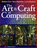 The Art and Craft of Computing, Ceri, Stefano and Mandrioli, Dino, 0201876981