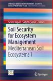 Soil Security for Ecosystem Management : Mediterranean Soil Ecosystems 1, Kapur, S. and Ersahin, Sabit, 3319006983