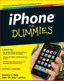 Iphone, Edward C. Baig and Bob LeVitus, 0470536985