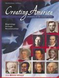 Creating America 0th Edition