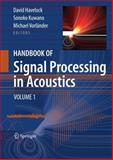 Handbook of Signal Processing in Acoustics, Havelock, David Ian and Kuwano, Sonoko, 0387776982