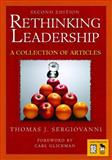 Rethinking Leadership : A Collection of Articles, , 1412936985