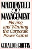 Machiavelli on Management 9780275936990