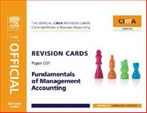 CIMA Revision Cards Fundamentals of Management Accounting, Walker, Janet, 0750686995