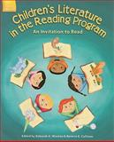 Children's Literature in the Reading Program : An Invitation to Read, Deborah A. Wooten, Bernice E. Cullinan, 0872076997