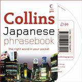 Japanese Phrasebook, Collins UK, 0007246994