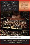 Face to Face with Orchestra and Chorus 9780253216991