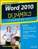 Microsoft Word 2010 for Dummies, Faithe Wempen and Lois Lowe, 1118336992
