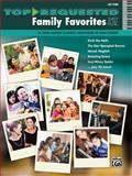 Top-Requested Family Favorites Sheet Music, Dan Coates, 1470616998