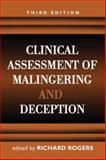 Clinical Assessment of Malingering and Deception, , 1593856997