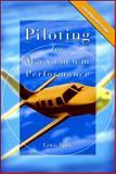 Piloting For Maximum Performance, Bjork, Lewis, 0070056994