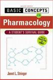 Basic Concepts in Pharmacology : A Student's Survival Guide, Stringer, Janet L., 0071356991