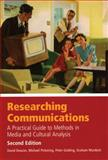 Researching Communications : A Practical Guide to Methods in Media and Cultural Analysis, Deacon, David and Pickering, Michael, 0340926996