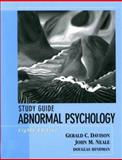 Abnormal Psychology, Study Guide 9780471386995