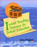 Instant Teaching Treasures for Patient Education 9780815146995