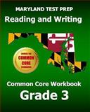 Maryland Test Prep Reading and Writing Common Core Workbook Grade 3, Test Master Press Maryland, 1494736993