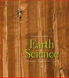 Books a la Carte for Foundations of Earth Science, Lutgens, Frederick K. and Tarbuck, Edward J., 0321706994