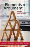 Elements of Argument : A Text and Reader, Rottenberg, Annette T. and Winchell, Donna Haisty, 0312646992