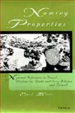Naming Properties : Nominal Reference in Travel Writings by Basho and Sora, Johnson and Boswell, Miner, Earl R., 0472106996