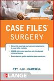 Case Files Surgery, Toy, Eugene and Liu, Terrence, 0071766995