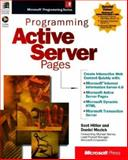 Active Server Page Programming, Mezick, Dan and Hillier, Scot, 1572317000