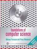 Foundations of Computer Science, Forouzan, Behrouz A. and Mosharraf, Firouz, 1844807002