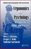 Ergonomics and Psychology : Developments in Theory and Practice, , 1420067001