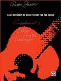 Basic Elements of Music Theory for the Guitar, Aaron Shearer, 0898987008