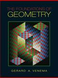 Foundations of Geometry, Venema, Gerard, 0131437003