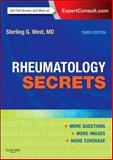 Rheumatology Secrets 3rd, West, Sterling, 0323037003