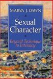 Sexual Character, Marva J. Dawn, 0802807003
