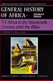 UNESCO General History of Africa : Africa in the Nineteenth Century until the 1880s, Ajayi, Jacob Festus Ade, 0520067010