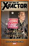X-Factor Investigations, Peter David, 0785167013