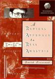 A Radical Approach to Real Analysis, Bressoud, David, 0883857014