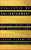 Dialectic of Enlightenment, Jacob Klapwijk, 1608997014