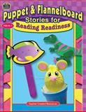 Puppet and Flannelboard Stories for Reading Readiness, Belinda Dunnick Karge, 0743937015
