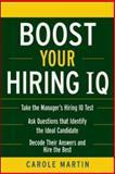 Boost Your Hiring IQ 9780071477017