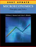 Microeconomics 2007 : Principles and Policy, Baumol, William J. and Blinder, Alan S., 0324537018