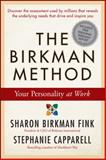 The Birkman Method, Sharon Birkman Fink and Stephanie Capparell, 1118207017