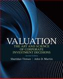 Valuation, Titman, Sheridan and Martin, John D., 0136117015