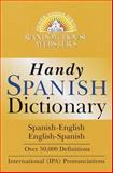 Random House Webster's Handy Spanish Dictionary, RH Disney Staff, 0375707018
