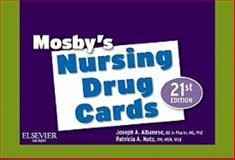 Mosby's Nursing Drug Cards, Albanese, Joseph A. and Nutz, Patricia A., 0323077013
