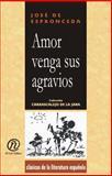 Amor venga sus Agravios 9781413517019