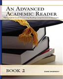 An Advanced Academic Reader: Book 2, Diane Shubinsky, 1475067011