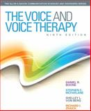 The Voice and Voice Therapy, Boone, Daniel R. and McFarlane, Stephen C., 0133007022